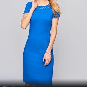 New! Royal Blue Sheath Dress, Size 20W